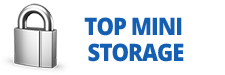 Top Mini Storage logo
